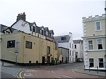 NN1073 : Middle Street, Fort William by Stephen Sweeney