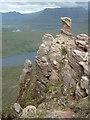 NC1007 : Pinnacles, Sgorr Tuath by Jim Barton