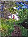 NG2547 : Two Churches' Walk - Duirinish Church end by Richard Dorrell