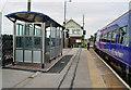 SE7825 : Saltmarshe Station by Peter Church