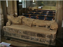 TA2609 : The Parish Church of St James, Grimsby, Tomb by Alexander P Kapp