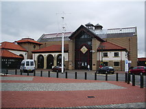 TA2609 : National Fishing Heritage Centre, Alexandra Dock, Grimsby by Alexander P Kapp