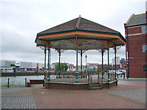 TA2609 : Bandstand by Alexander P Kapp