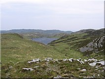 NR5583 : Un-named Jura lochan by Andrew Spenceley