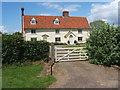 TM2755 : Whitehouse Farm, Dallinghoo by Andrew Hill