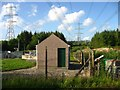 SN1007 : Langdon Water Treatment works by Shaun Butler