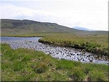 NR5185 : Loch an Aoinidh Dhuibh by Andrew Spenceley