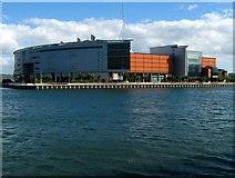 J3474 : Odyssey Arena, Belfast by Rossographer