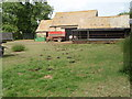 TL1183 : Farm Buildings, Main Street by Michael Trolove