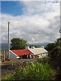 G8173 : Coastal Farm by louise price