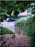 SX9065 : Exit from Chapel Hill Pleasure Grounds, Torquay by Tom Jolliffe