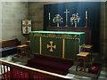SD5289 : St Mark's Church, Natland, Altar by Alexander P Kapp