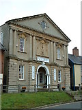 TM1763 : The ancient order of foresters building by Keith Evans