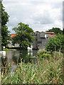 TG2225 : Burgh Mill by Evelyn Simak