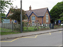 SJ8417 : Church Eaton - the primary school by Peter Whatley