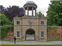 SJ5409 : Estate Clock Tower, Attingham by Mike White