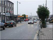 SH5638 : Porthmadog High Street by John Lucas