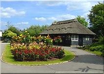 SJ9222 : Victoria Park, Stafford by Simon Huguet
