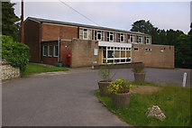 TQ2550 : St Mary's Church Hall, Reigate by Ian Capper