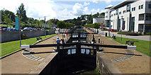 J2764 : Locks, Lisburn by Kenneth  Allen