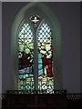 SN4059 : St Ina's Church, Llanina by John Lucas