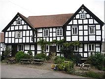 SO3958 : The New Inn Pembridge by David M Jones