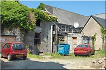 SM9515 : Off Hill Lane by Deborah Tilley