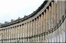 ST7465 : Royal Crescent, Bath by Nigel Mykura