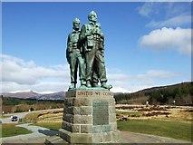 NN2082 : Commando Memorial by Brian Jorgensen