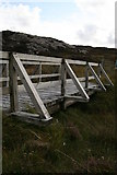 NG1793 : Bridge on Harris Walkway by carol gill