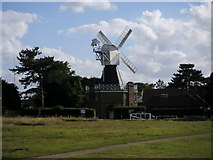 TQ2372 : Wimbledon Common Windmill by Shaun Ferguson