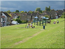 TQ7369 : Play Area Between Goddington Road and Cliffe Road, Strood by Danny P Robinson