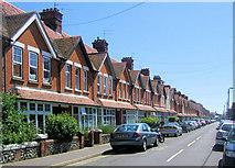 TQ0202 : Queen Street, Littlehampton by Kevin Gordon