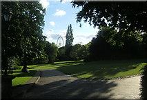 SE5952 : Evening in Museum Gardens, York by Kevin Gordon