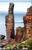 HY1700 : The Old Man of Hoy by Malcolm Morris