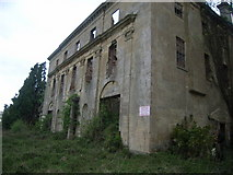 ST5295 : Piercefield House - view of front & right-hand side by Nick Mutton