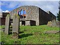 TA1450 : Nunkeeling Church from the graveyard by Paul Harrop