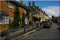 SP1634 : High Street, Blockley by Philip Halling