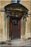 SP1634 : Doorway to Halfway House, Blockley by Philip Halling