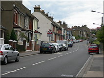 TQ7369 : Cliffe Road, Strood by Danny P Robinson