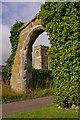 SY5785 : St Nicholas's Church, Abbotsbury by Ian Capper