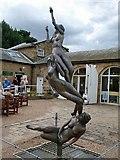 SK4378 : Naked Lady sculpture by Steve  Fareham