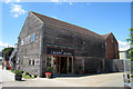 TQ8930 : Chapel Down Vineyard, Small Hythe, Kent by Oast House Archive