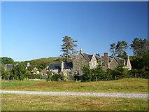 NM6691 : Camusdarach Lodge by Wendy Kirkwood