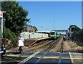 TQ5804 : Polegate Railway Station, Polegate by Kevin Gordon