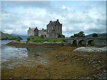 NG8825 : Eilean Donan Castle. by Chris Beaver