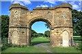 NZ5922 : Gatehouse, Kirkleatham Hall Stables by Mick Garratt