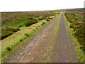 NZ6400 : Towards Dale Head and Bloworth by Peter Church