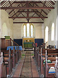 TG0524 : St Andrew's church - view east by Evelyn Simak