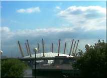 TQ3980 : That dome again.... SE10 by Phillip Perry